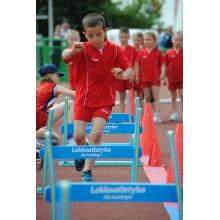 Zestaw Mały Mistrz Lekkiej Atletyki