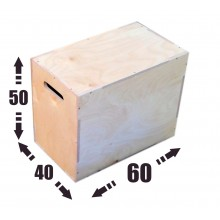 crossfit jump box skrzynia plyometryczna
