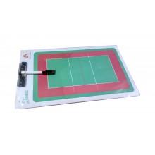 Tablica taktyczna do piłki siatkowej