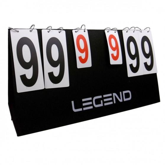 Tablica wynikowa do siatkówki Legend