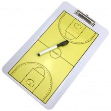 Tablica taktyczna do koszykówki Legend