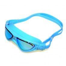 Jasno niebieskie okulary pływackie na basen Legend MC1560