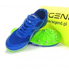 Buty lekkoatletyczne z kolcami na bieżnie Legend