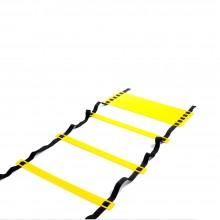 Drabinka treningowa koordynacyjna regulowana 6 m Legend