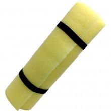 Żółta karimata turystyczna z pianki grubości 6 mm Legend
