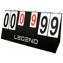 Tablica wyników dwustronna stojąca Legend