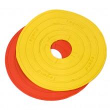 Marker podłogowy znacznik gumowy marki Legend