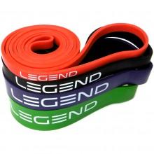Taśmy oporowe gumowe do ćwiczeń Power Band marki Legend