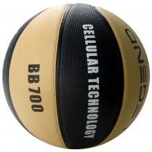Piłka do kosza BB700 Cellular nr 7 czarno-kremowa Legend