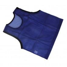 Niebieski znacznik treningowy obszyty lamówką marki Legend