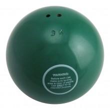 Kula do pchania metalowa 3 kg zielona Legend