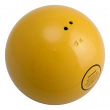 Kula do pchania metalowa 5 kg żółta Legend