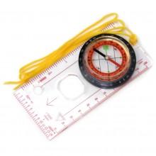 Kompas turystyczny z linijką Legend
