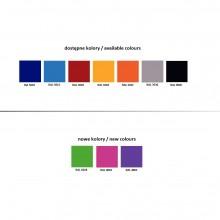 Kolory materacy zeskoku do skoku wzwyż profesjonalnego