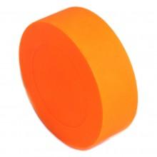 Krążęk do unihokeja pomarańczowy Legend