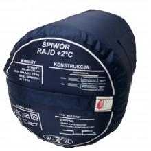 Śpiwór turystyczny RAJD Kołdra 200x75cm