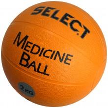Piłka lekarska medyczna 2 kg do ćwiczeń i rehabilitacji