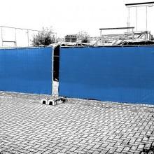 Blenda tenisowa siatka HDPE 2x12m WindbreakNET 150 UV