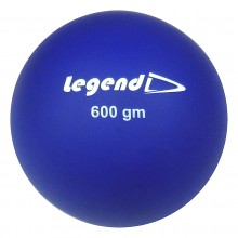 Kula do pchnięcia z PCV Soft  600 gr Legend