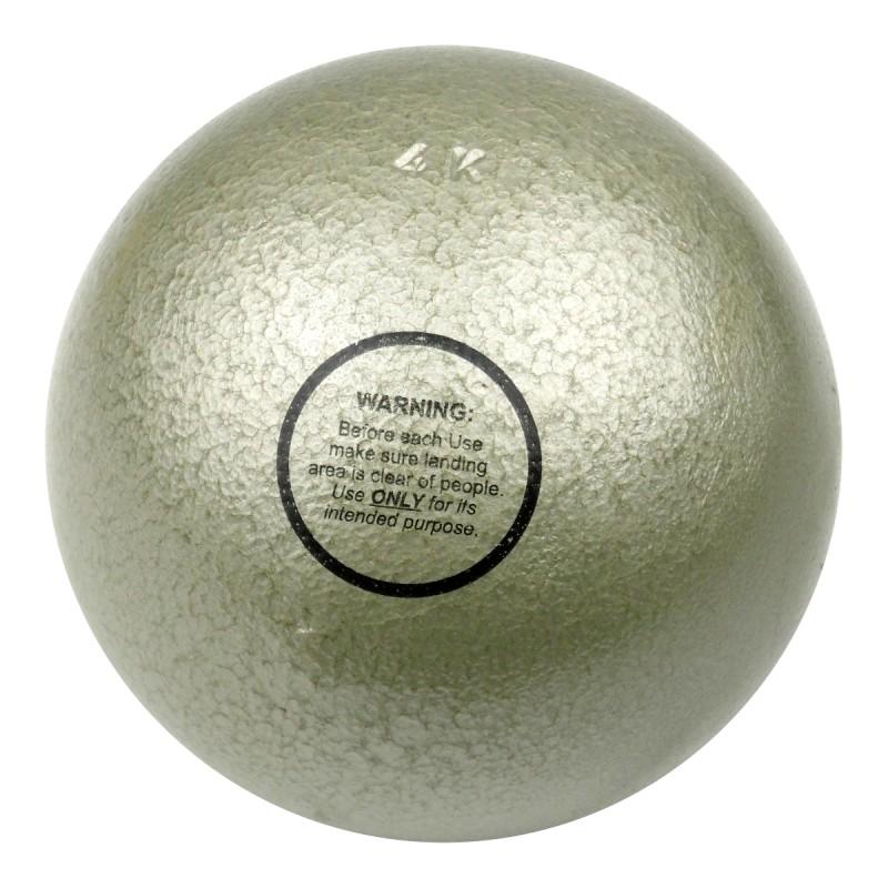 Kula do pchnięcia metalowa 2-4 kg Legend