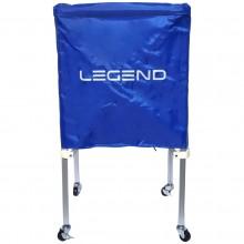 Wózek na piłki aluminiowy składany Parasol Legend