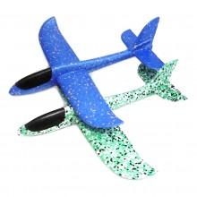 Styropianowy samolot do rzucania STYROFLY