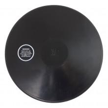 Dysk do rzutów czarny waga 1 kg Legend