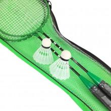 Zestaw do badmintona 2 rakietki + 2 lotki Legend