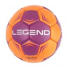 Piłka do gry w piłkę ręczną ORANGE rozmiar 0 marki Legend