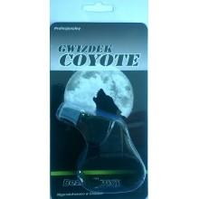 Gwizdek sportowy bezkulkowy Coyote uchwyt na palce